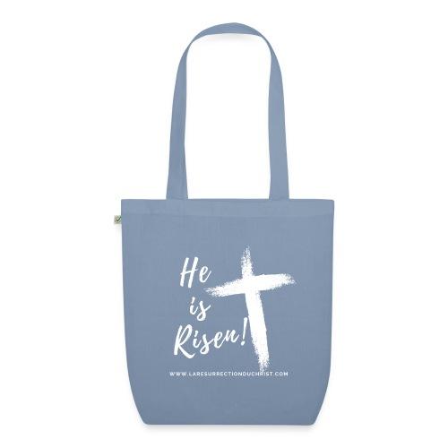 He is Risen ! V2 (Il est ressuscité !) - Sac en tissu biologique