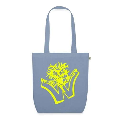 Wahnsinn Logo - Bio stoffen tas
