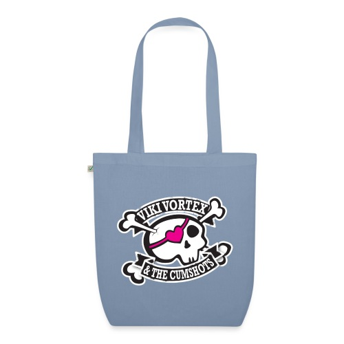 vvcumshotslogo2012whiteoutline - EarthPositive Tote Bag