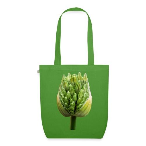 TIAN GREEN Garten - Lauchblütenknospe 2020 01 - Bio-Stoffbeutel