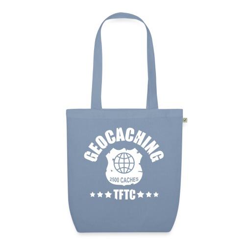 geocaching - 2500 caches - TFTC / 1 color - Bio-Stoffbeutel