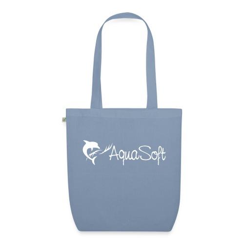AquaSoftLogo-Blue-CMYK-ne - Bio-Stoffbeutel