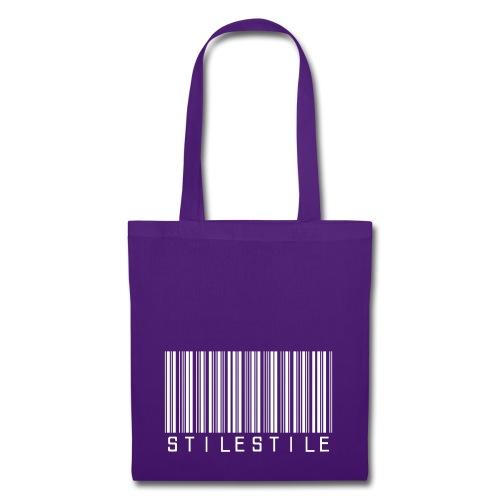 Barcode - Borsa di stoffa