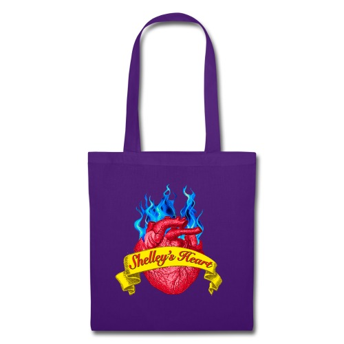 Shelley s Heart Logo - Tote Bag