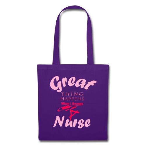 Nurse Summer 2019 - Tote Bag