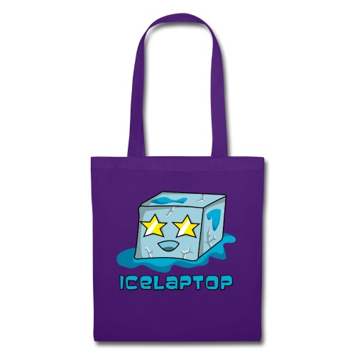 icelaptop - Stoffbeutel
