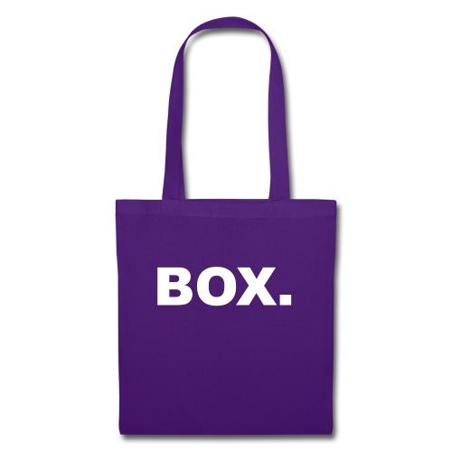 BOX. Clothing T-Shirt Men - Tas van stof
