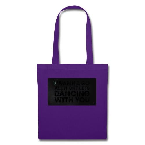 test dancing - Torba materiałowa