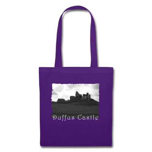 Duffus Castle #1 - Stoffbeutel