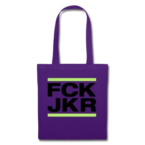 FCK JKR - Bolsa de tela