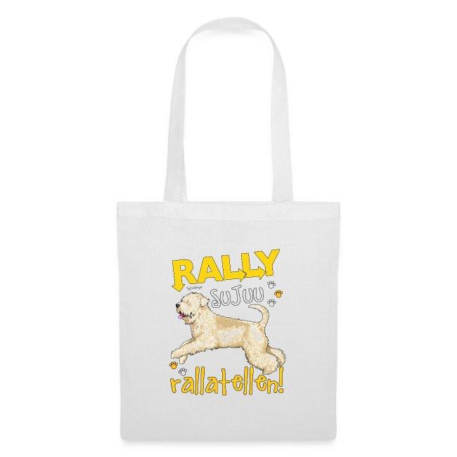 Vehnäterrieri Rally Sujuu 2