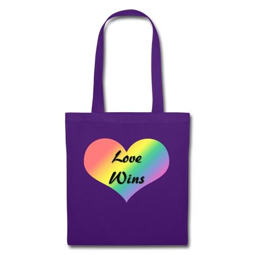 Love Wins - Tote Bag