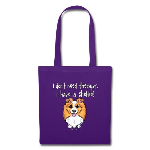Sheltie Dog Therapy 2 - Kangaskassi