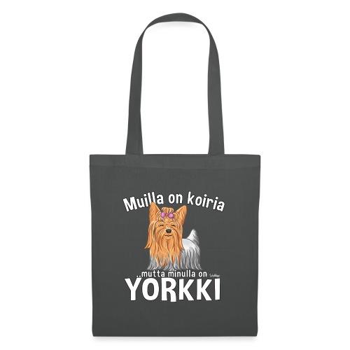 Yorkki Koiria - Kangaskassi