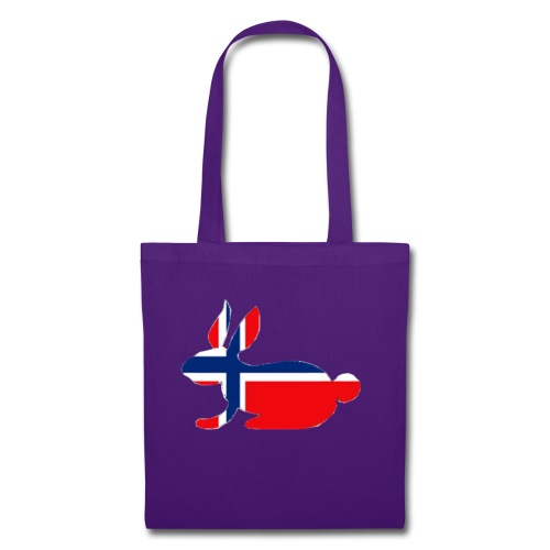 norwegian bunny - Tote Bag