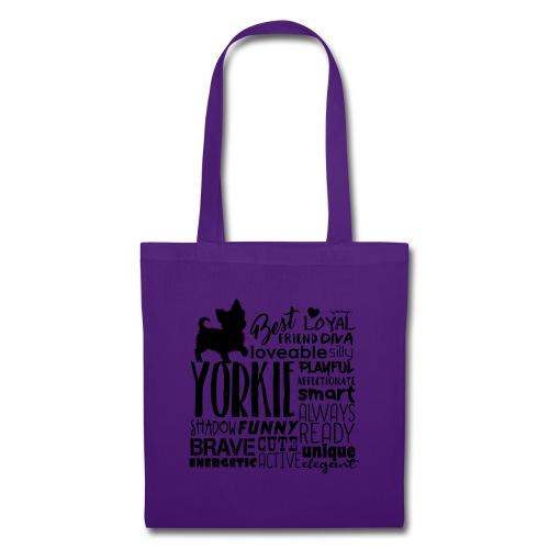 Yorkshire Terrier Words B - Kangaskassi