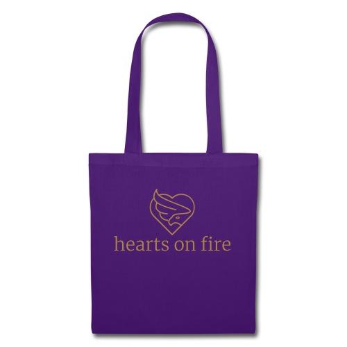 hearts on fire Signature - Stoffbeutel