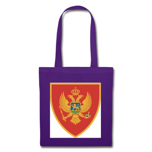 grb crna gora - Tote Bag