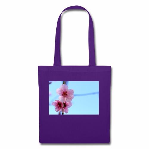 Fleurs de Pêcher - Tote Bag