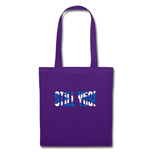 Still Yes - Tote Bag