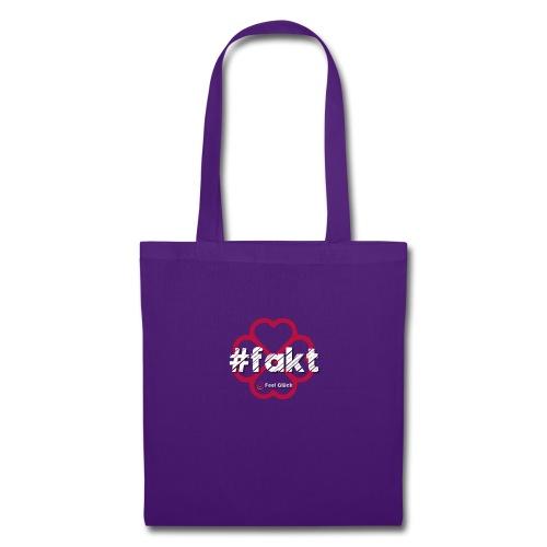 #fakt - Stoffbeutel