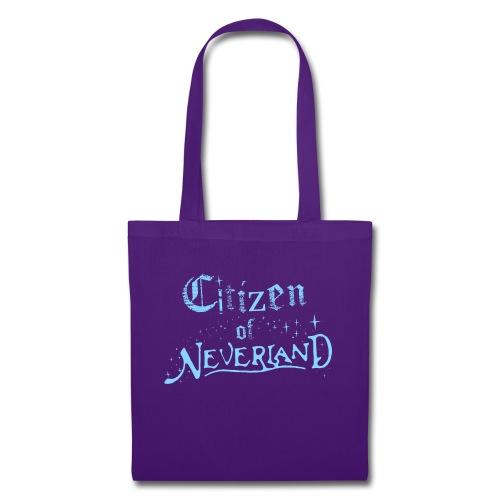 Citizen_blue 02 - Tote Bag