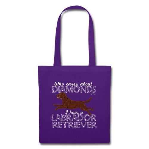 Labrador Ret Diamonds 2 - Kangaskassi