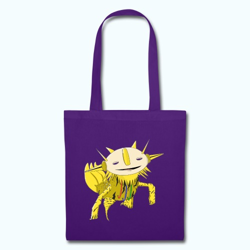 SPIKIE 80s Comic - Tote Bag