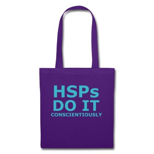 Do It hsPs women's t-shirt - Tote Bag