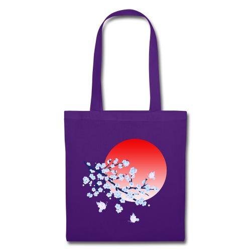 Cherry Blossom Festval Full Moon 4 - Stoffbeutel