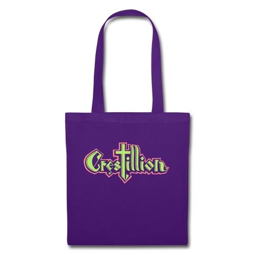 Crestillion Logo transp2c - Tote Bag