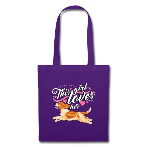 cockergirl4 - Tote Bag