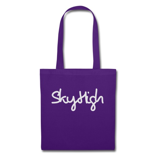 SkyHigh - Bella Women's Sweater - Light Gray - Tote Bag
