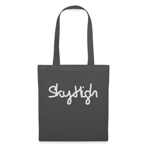 SkyHigh - Bella Women's Sweater - Light Gray - Tote Bag