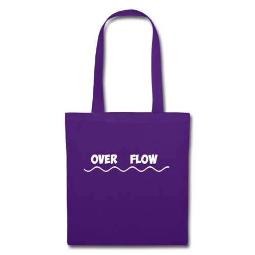 Over Flow - Tote Bag