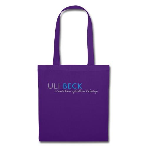 logo_ULI_BECK_Menschen - Stoffbeutel