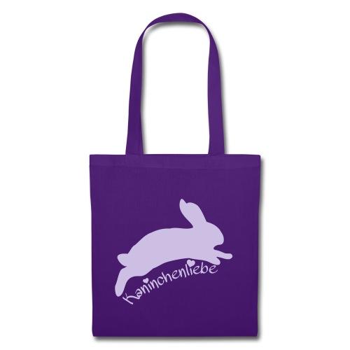 Kaninchenliebe - Stoffbeutel