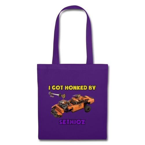 I got Honked by Sethioz - Tote Bag