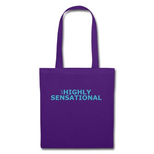 Highly sensational men's t-shirt - Tote Bag
