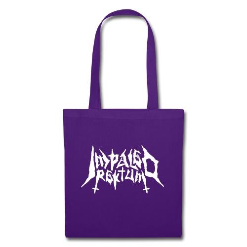 Impaled Rektum -logo shirt - Kangaskassi