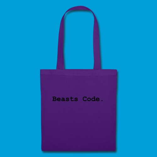 Beasts Code. - Tote Bag