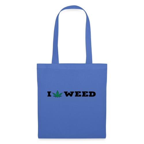 I LOVE WEED - Tote Bag