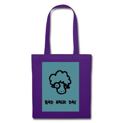Bad Hair day1 jpg - Tote Bag