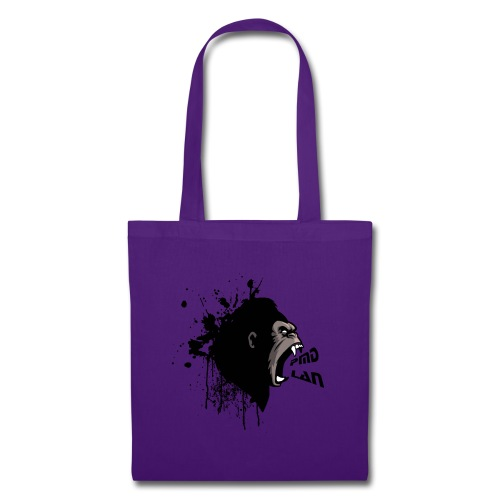 PMD ANGRY APE OF RAGE QUIT - Tote Bag