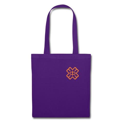 d3ep-logo-orange - Tote Bag