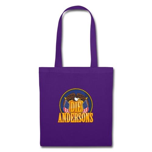 Die Andersons - Merchandise - Stoffbeutel