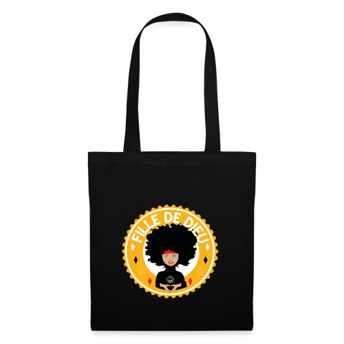 fillededieujaune - Tote Bag