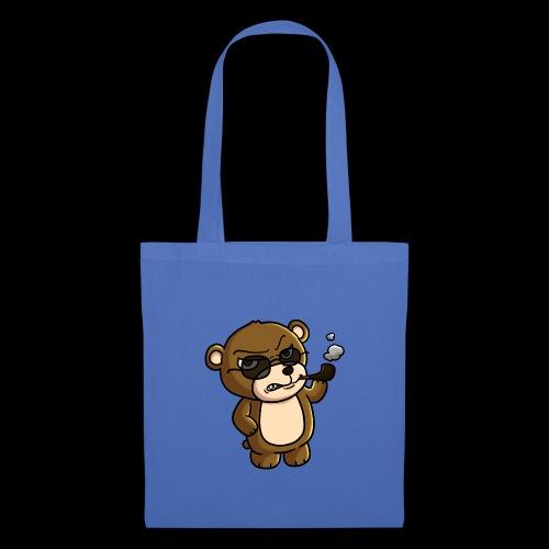 AngryTeddy - Tote Bag