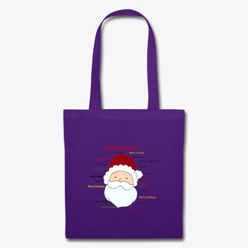pere noel Merry x mas - Tote Bag