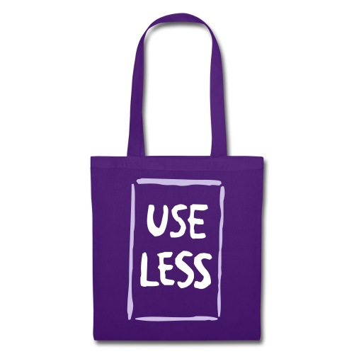useless - Tote Bag